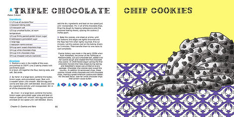 Cookbook: Triple Chocolate Chip Cookies