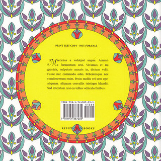 Meditations on Marriage: Back Cover