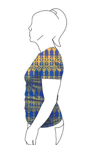 Shirt Illustration 2- Side
