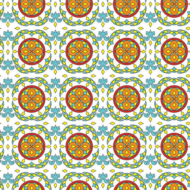 Illustrator Pattern 6
