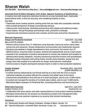 WALSHS_RESUME_ASSOCIATE_PRINT_&_PATTERN_