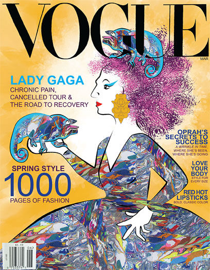 Vogue Magazine Cover