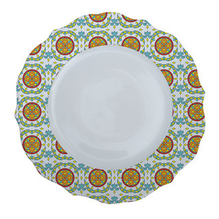 Patterned Plate 3