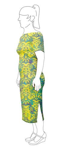 Dress 2: Side view