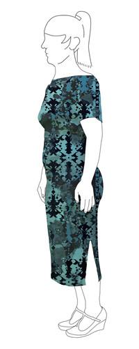 Dress 6: Side view
