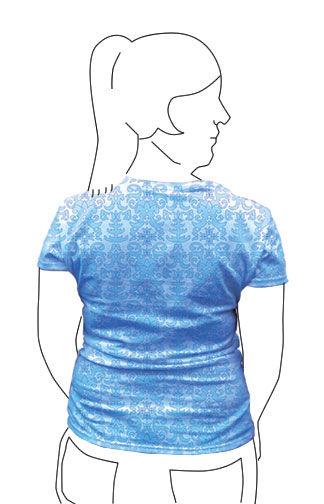 Shirt Illustration 1- Back