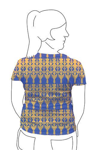Shirt Illustration 2- Back
