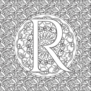 Meditations on Marriage: Letter R