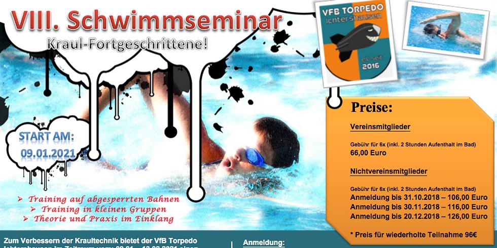 8. Schwimmseminar