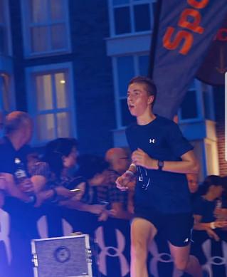 Erfurter Nachtlauf - Jordan hat die Nacht zum Tag gemacht