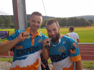 Torpedos mit Podestplätzen bei Thüringer Landesmeisterschaften