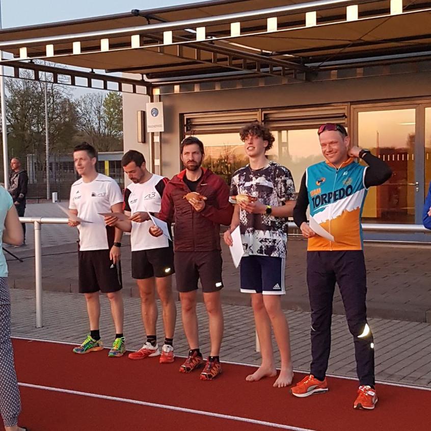 Siegerehrung_Stundenpaarlauf_Männer