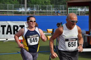 5000 Meter Bahnlauf LM
