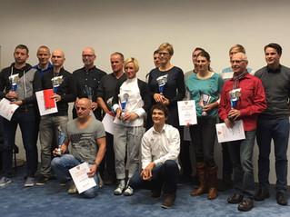 Der Thüringer Triathlonverband ehrt seine sportlichsten und erfolgreichsten Athleten im Rahmen des 1