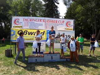 Souveräner Sieg beim 39. Königsseer Stadtwaldlauf