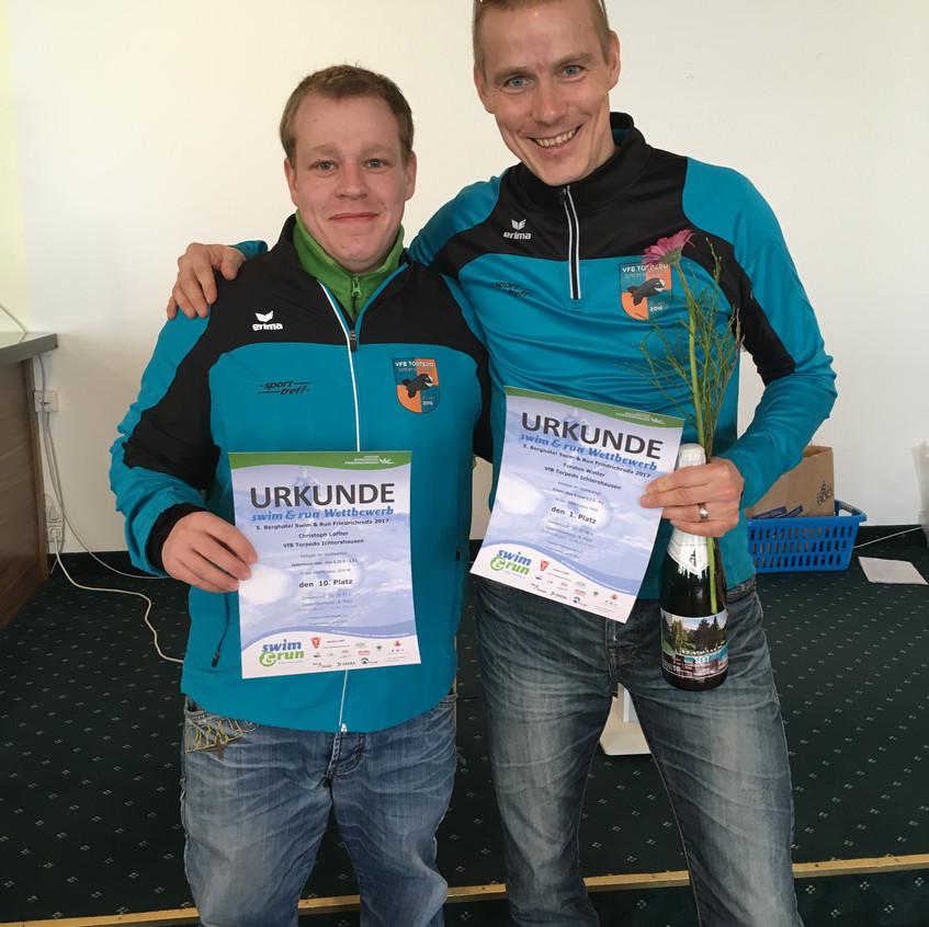 Christoph und Torsten