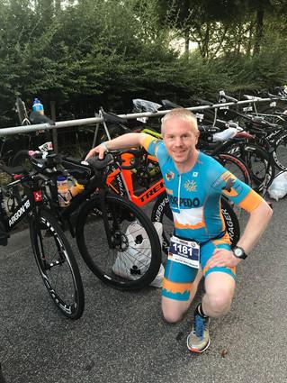 Stefan bezwingt Ironman Hamburg