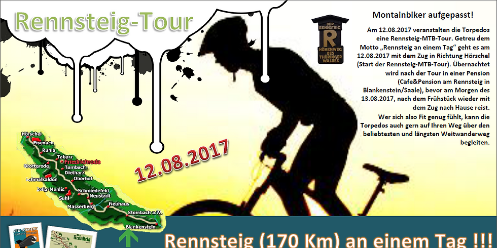 Rennsteig-MTB-Tour