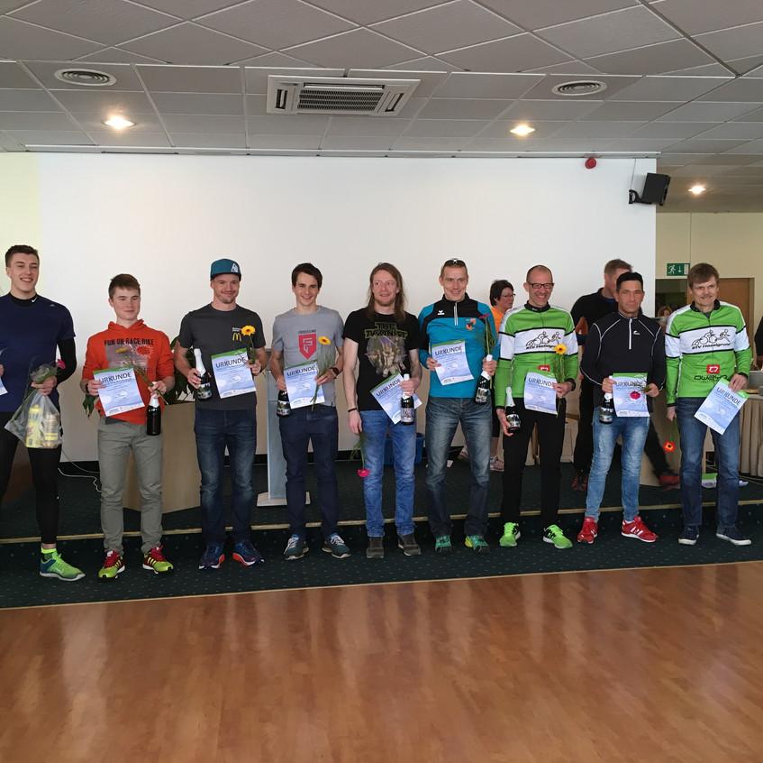 Auszeichnung der AK Sieger