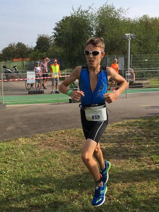 Marcus Hildesheim wird Thüringer Meister auf der Sprintdistanz