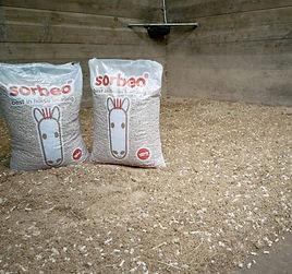 sorbeo wood pellet bedding