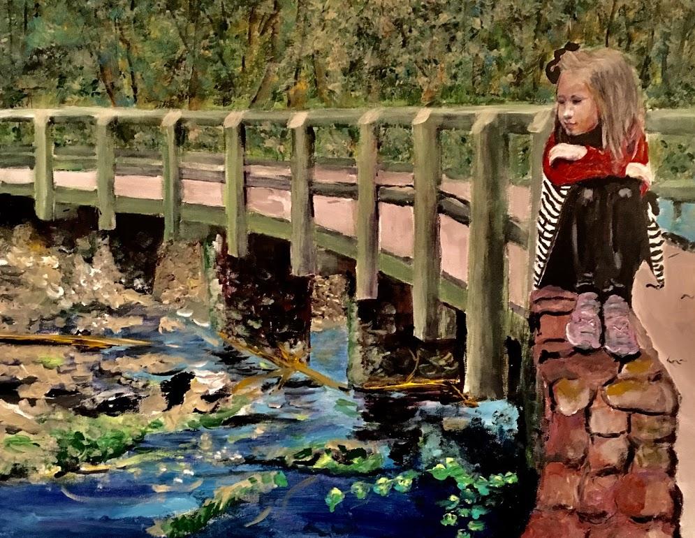 """Landscape """"Spring"""""""