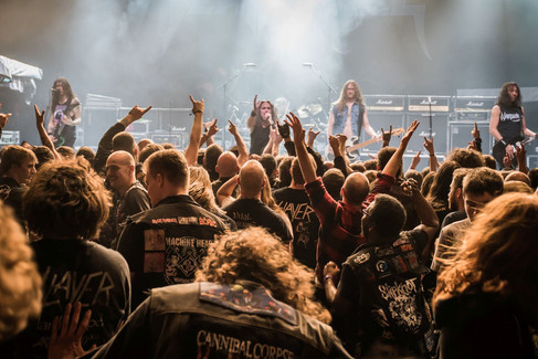 Death Angel, at O2 Forum Kentish Town, London, 6 March 2020