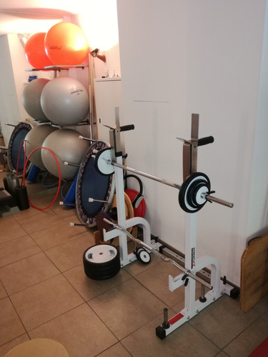 Gewichtheben - Hanteltraining