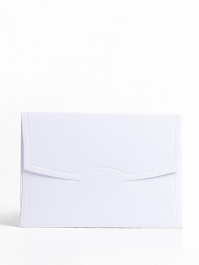 Fantazi Davetiye Zarfı Beyaz