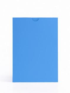 Fantazi Davetiye Zarfı Mavi