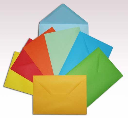 Eko 1. Hamur Renkli Zarflar