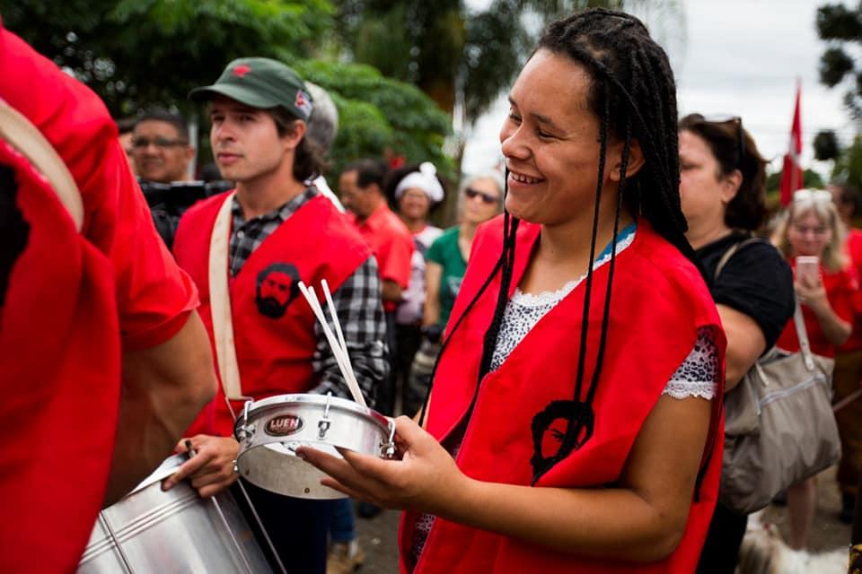 FOTO19-Vigilia Lula Livre