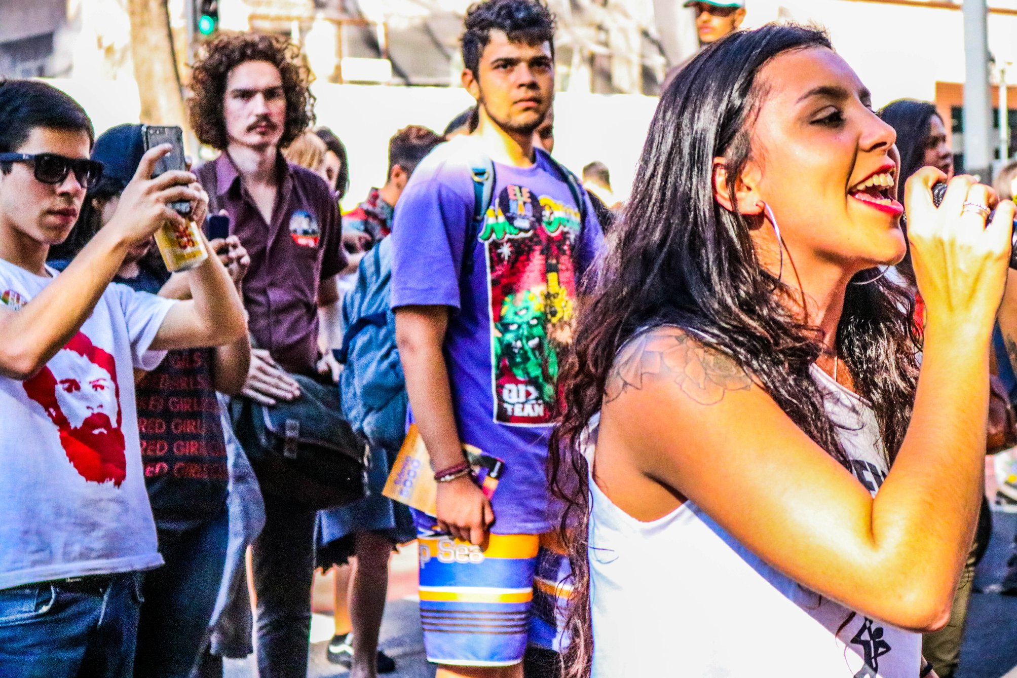 FOTO9-Bloco vem com Lula