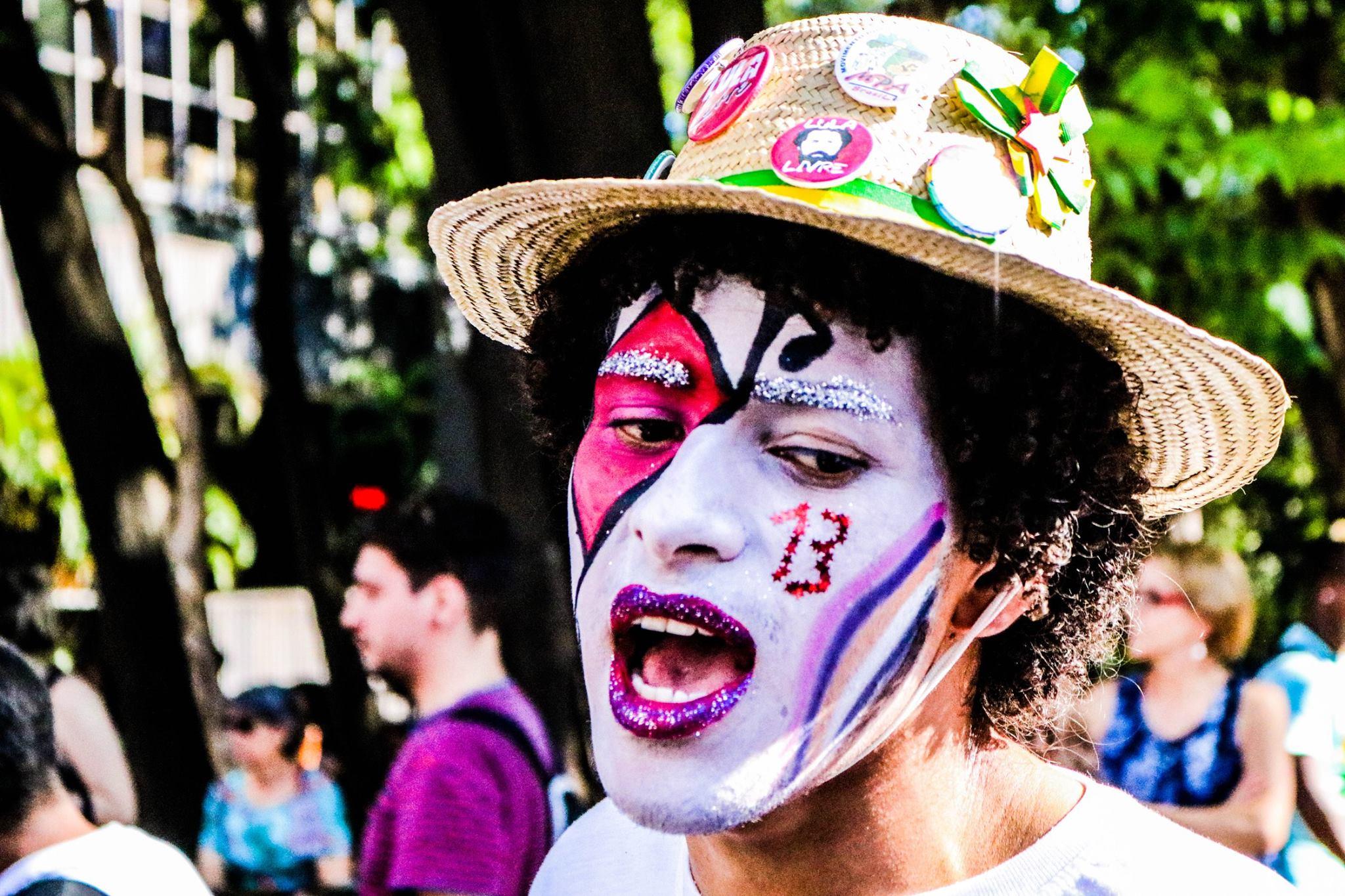 FOTO12-Bloco vem com Lula