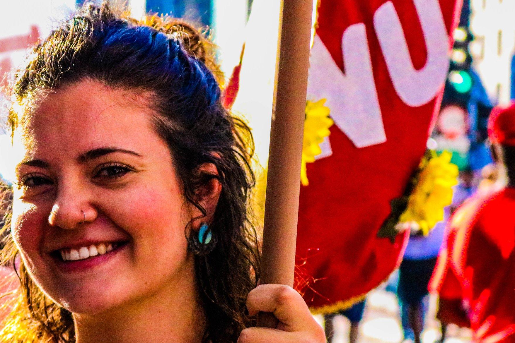 FOTO8-Bloco vem com Lula