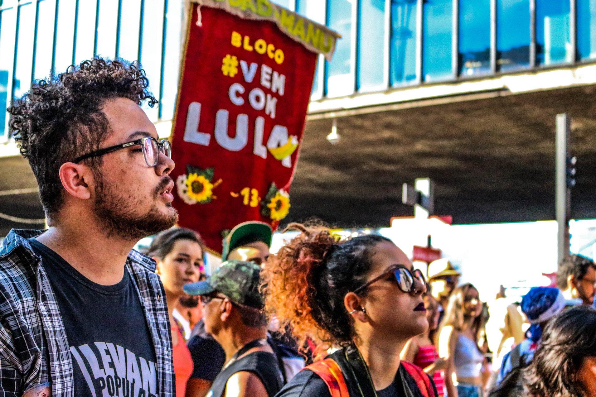 FOTO6-Bloco vem com Lula