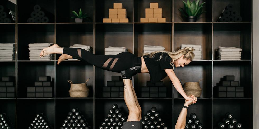 Couples Acro Yoga Workshop