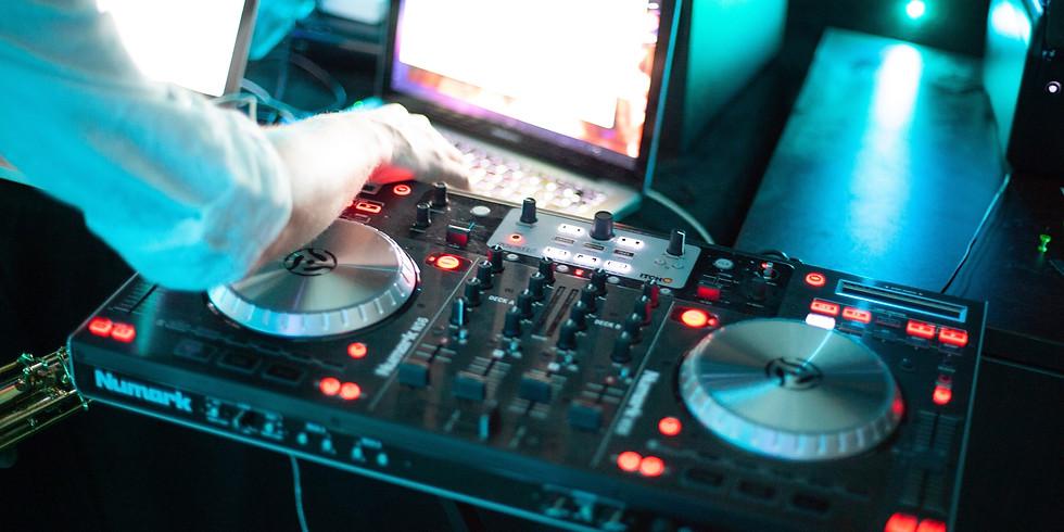 Live DJ Power Sculpt Plus Glow Party