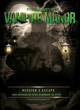 durham escape room escape vampire manor