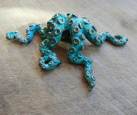 4-tentacle drawer pull