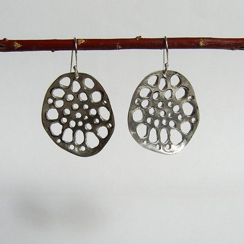 Large Webb Earrings