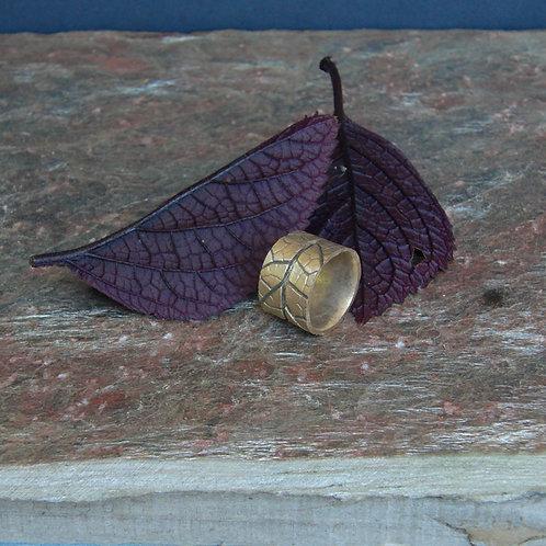 Leaf Trail Ring