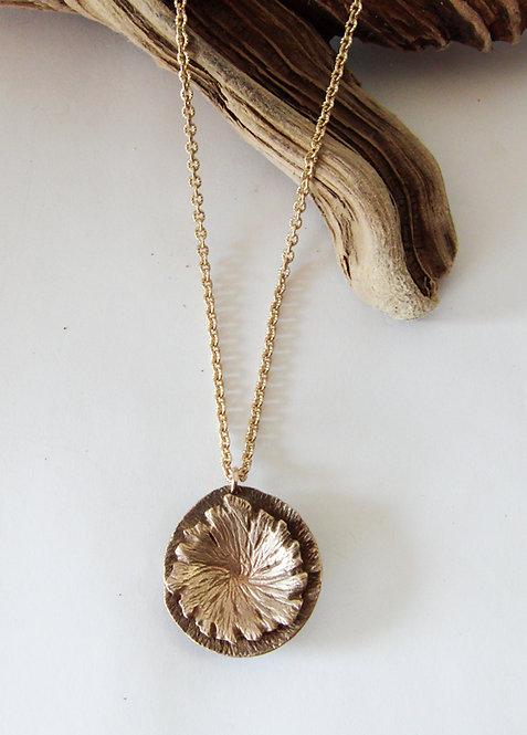 Leaf Nest Pendant
