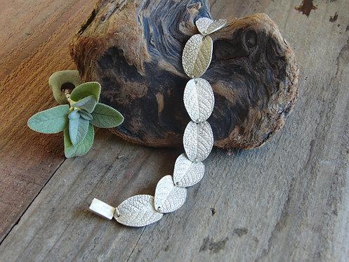 Sage Leaf Bracelet