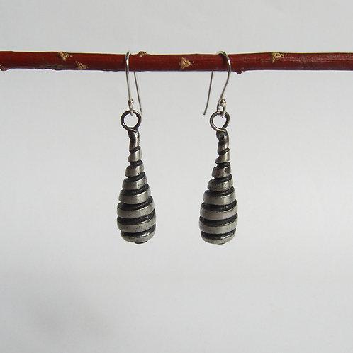 Spiral Drop Earrings II.