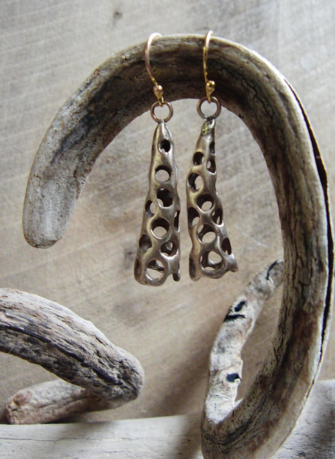 """Jeremiah"" Earrings"