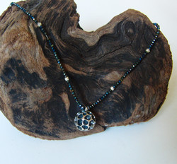 Ball with Chambers Necklace
