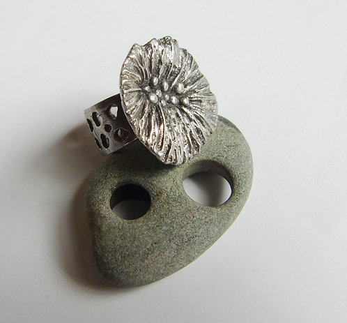 Coral Mushroom Ring