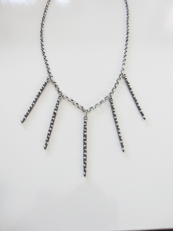 """Dangling Branches"" Necklace"