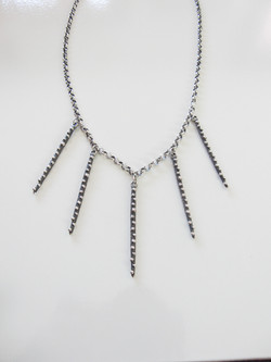 """""""Dangling Branches"""" Necklace"""